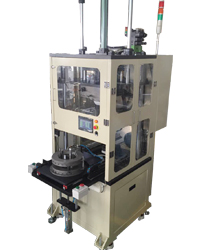 COIL FORMING MACHINE
